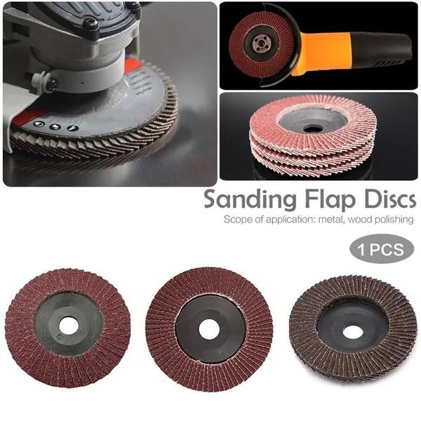 Sandpaper Grinder Wheel