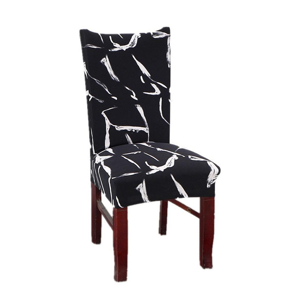 chair covers wish recovering cushions corners spandex stretch cover banquet dining slipcovers