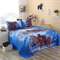 Wolf Bedding Sets - Best Image Of Wolf Tripimages.Co