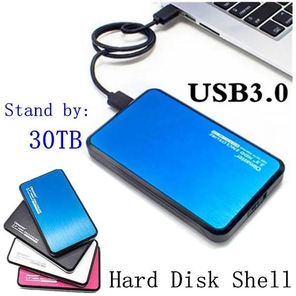 portable desktop hdd enclosure