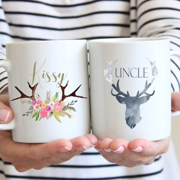 pregnancy announcement mugs aunt