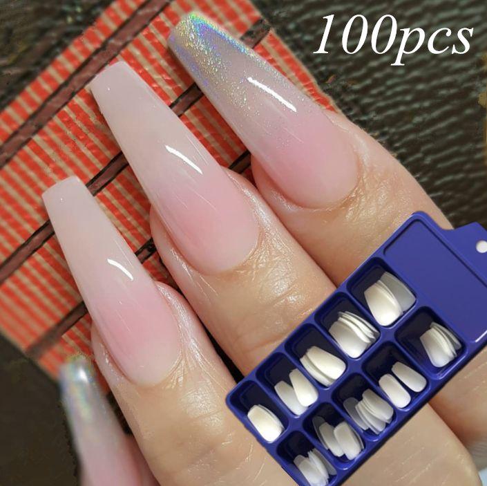 100pcs professional fake nails