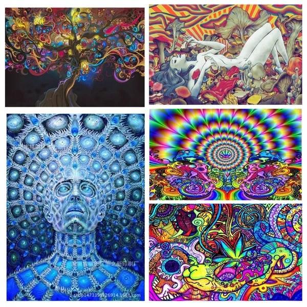 alex grey psychedelic trippy