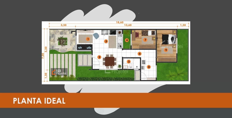 Read more about the article Como escolher a planta ideal para construir sua nova casa