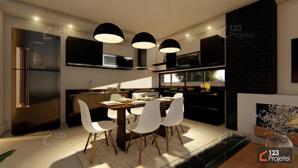 Read more about the article Design de Interiores para cozinha: Revestimentos, móveis planejados e muito mais