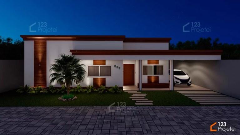 Read more about the article Construa uma casa pequena inicialmente e depois amplie com o Projeto Modulado