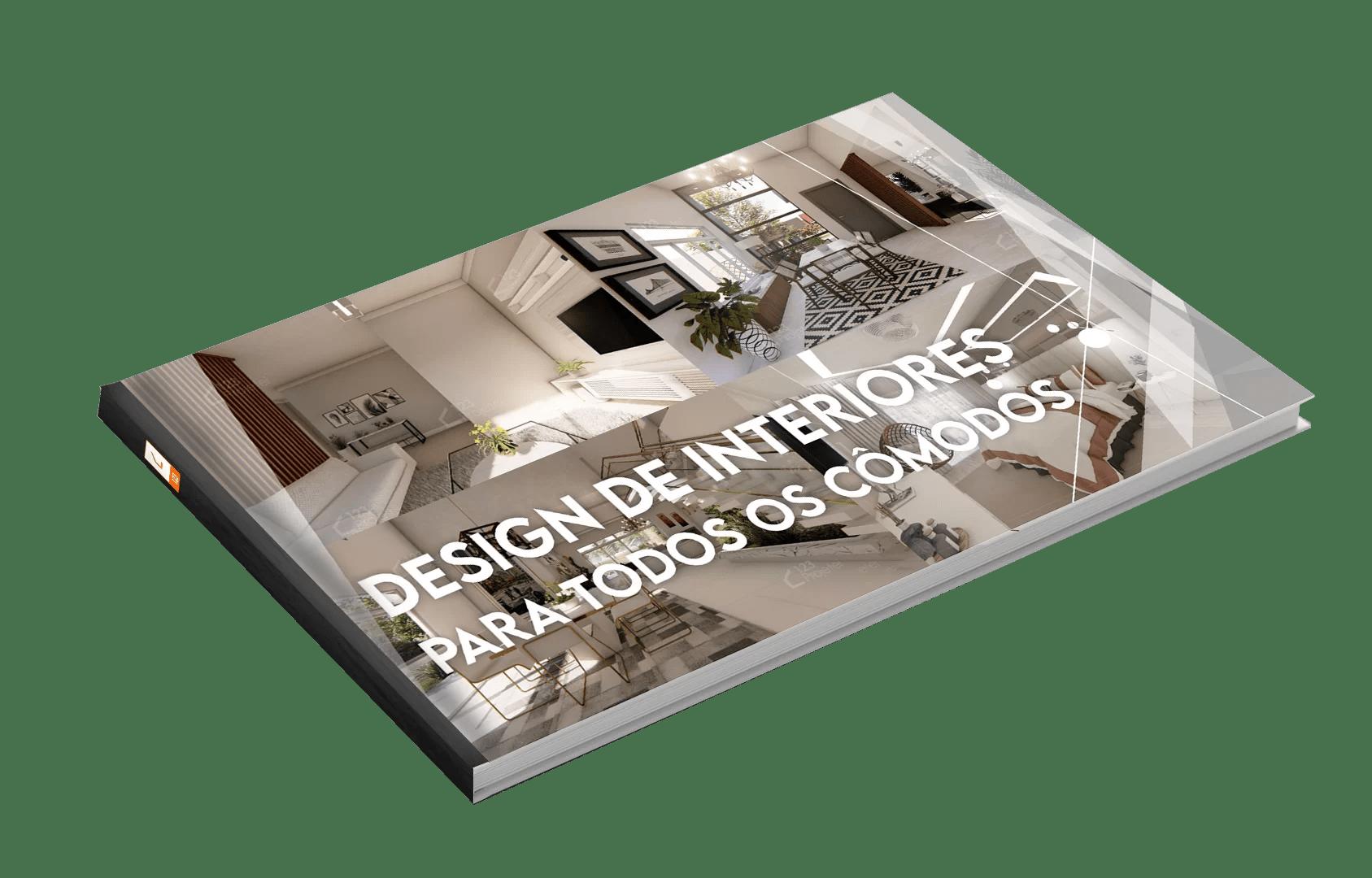 Read more about the article Ebook – Design de Interiores para Todos os Cômodos