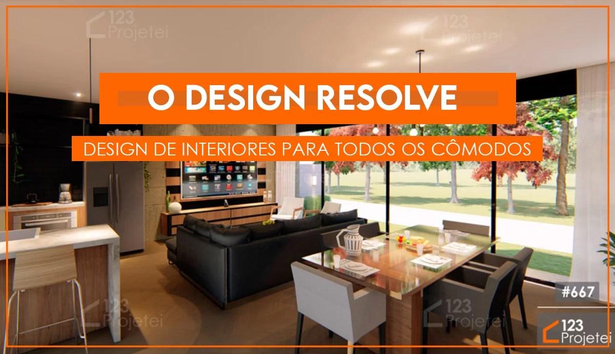 Read more about the article Design de Interiores – 123Projetei