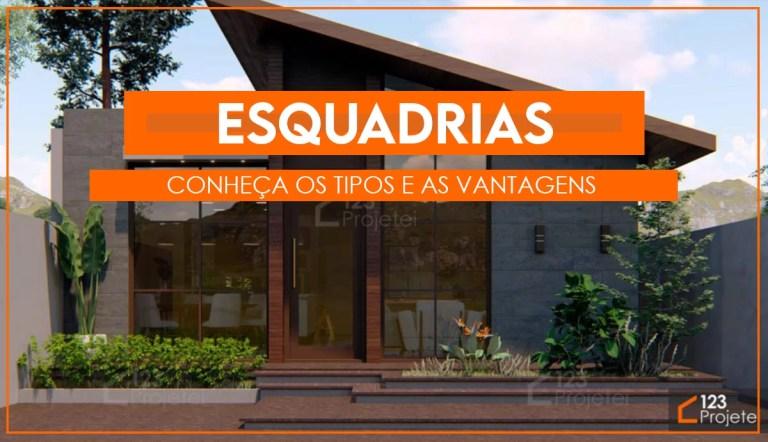 Read more about the article Esquadrias: conheça seus tipos e vantagens