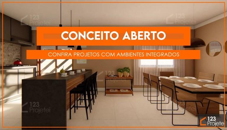 Read more about the article Conceito aberto: confira projetos que possuem ambientes integrados