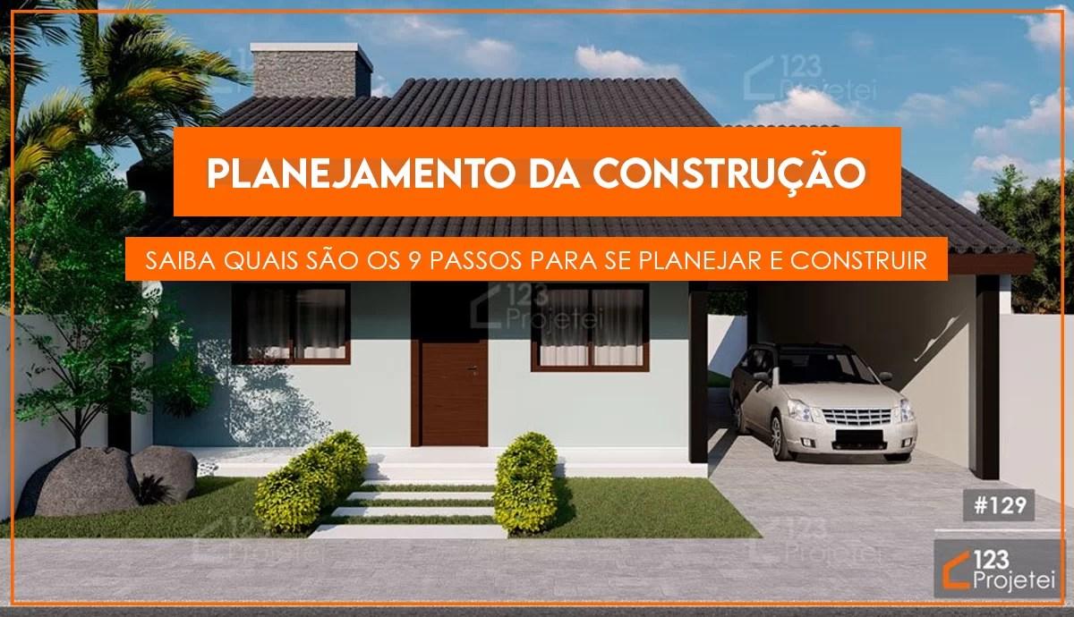 Read more about the article Como iniciar o planejamento da construção de uma casa