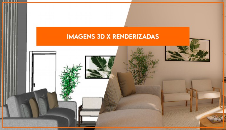 Read more about the article Imagens 3D x Renderizadas