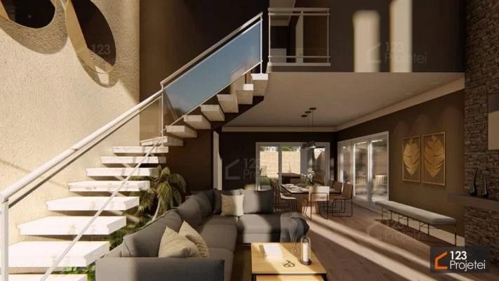 modelos de escadas de granito