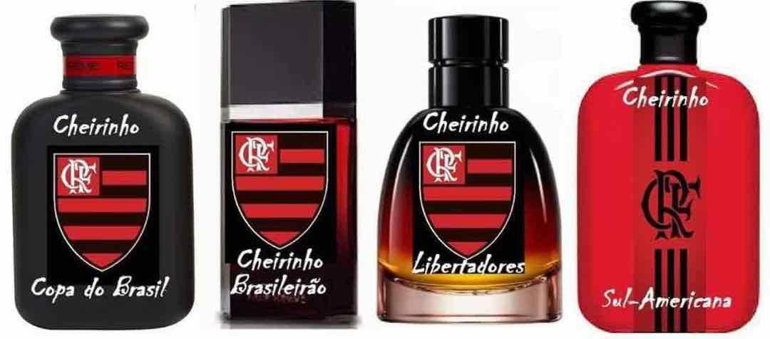 J Vai Flamengo Rivais Zoam Novo Cheirinho E Criam