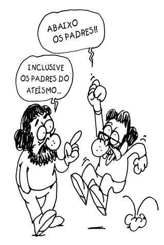 Diretor morto do 'Charlie Hebdo', Charb publicou cartuns