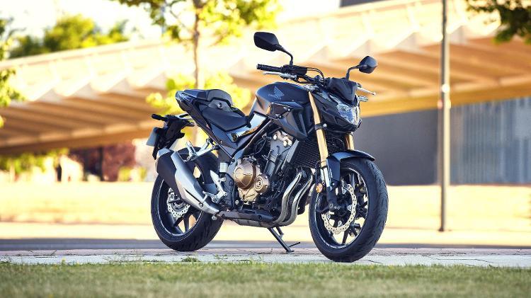 Honda CB 500F 2022 - Disclosure - Disclosure
