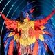 Macaw from 'The Masked Singer Brasil' - Kelly Fuzaro/Globo