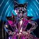 Cat from 'The Masked Singer Brasil' - Kelly Fuzaro/Globo
