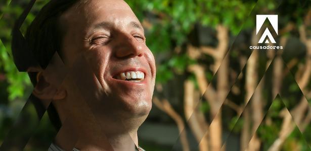 Olhos do futuro: Ele escapou dos atentados de 11 de setembro, voltou ao Brasil e criou tecnologia inclusiva para cegos