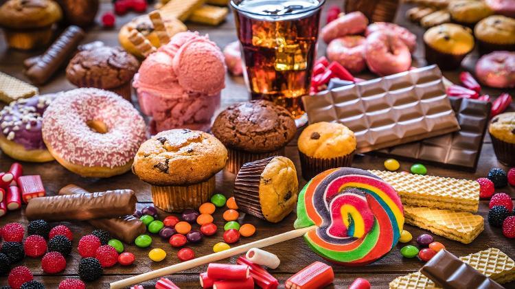 Sweets, fried foods, soda - iStock - iStock