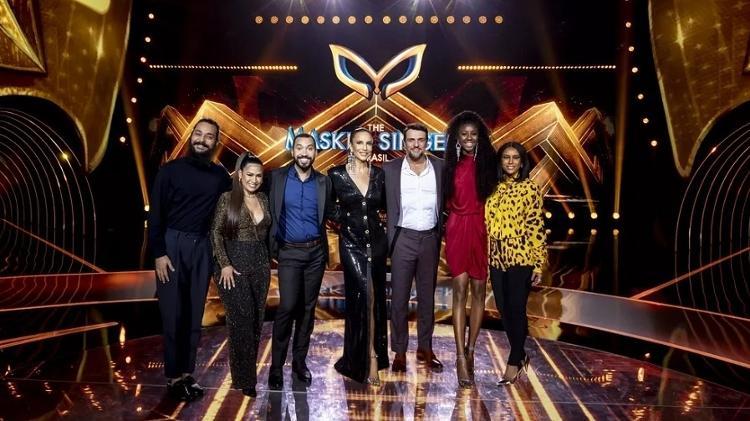 The Masked Singer: Gil do Vigor will be special judge - Globo/Kelly Fuzaro - Globo/Kelly Fuzaro