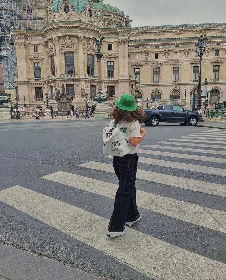 Maisa shows off designer looks in Paris, France - Reproduction / Instagram