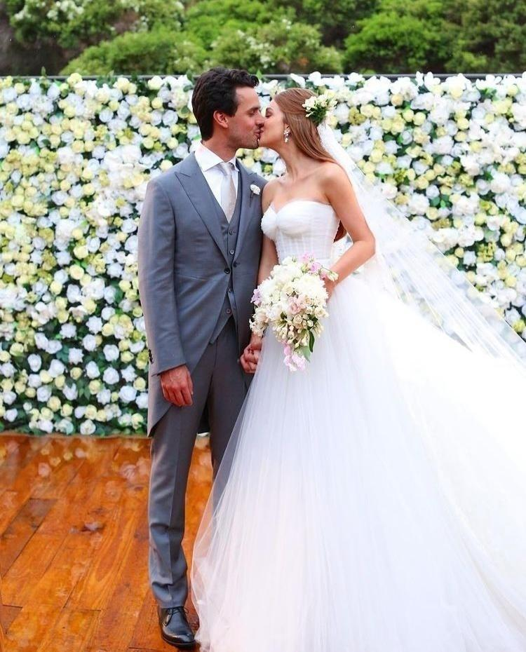 Marriage of Marina Ruy Barbosa and Xande Negrão - Reproduction / Instagram