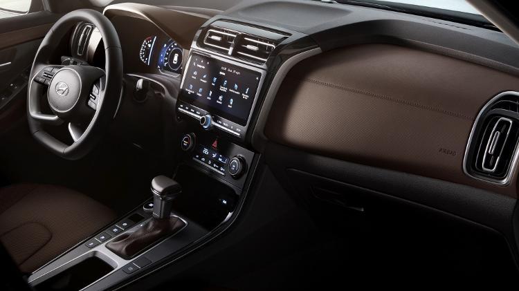 Interior Hyundai Creta Platinum 2022 - Press Release - Press Release