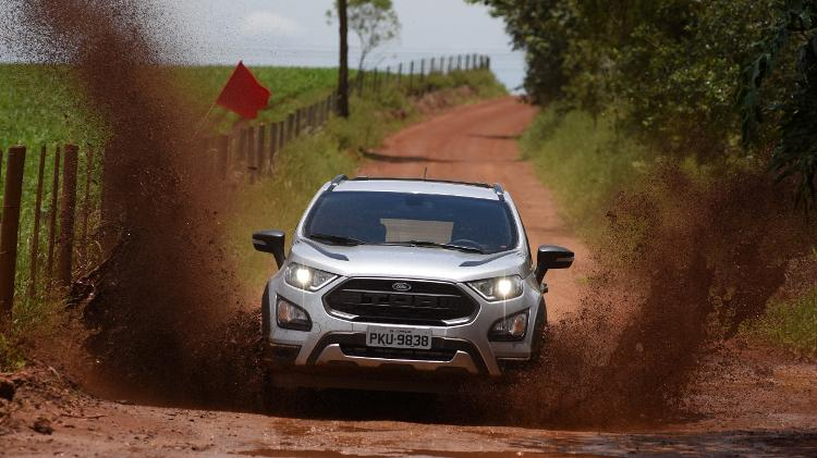 Vehicles that run predominantly on land entrances require more maintenance - Murilo Góes/UOL - Murilo Góes/UOL