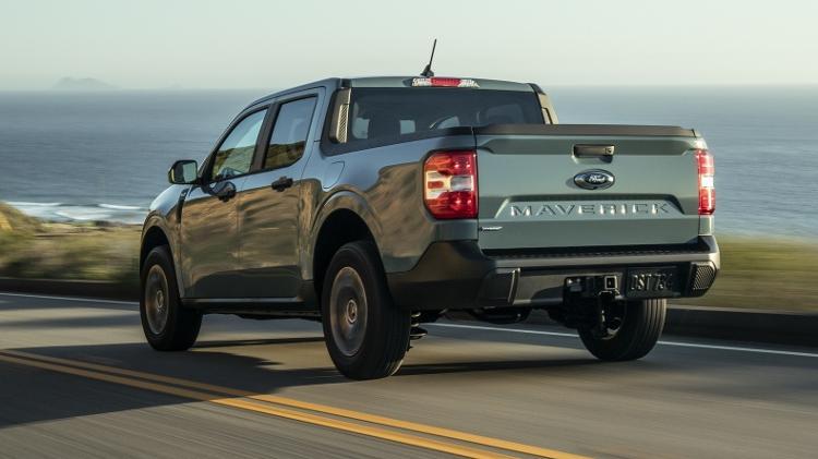 Ford Maverick 2022 - Disclosure - Disclosure