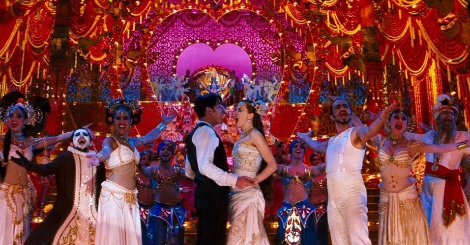 Resultado de imagem para Moulin Rouge filme