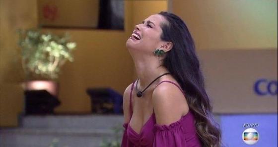 BBB 21: Juliette vence a 10ª corrida e retorna - Reprodução / Globoplay