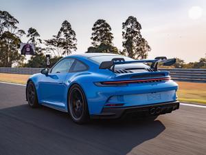 Porsche 911 GT3 2022 - Press Release/Porsche - Press Release/Porsche