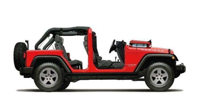 Jeep Wrangler JK - Press Release - Press Release