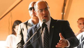 Witzel critica Bolsonaro ao comparar atuação de governos nos EUA e Itália