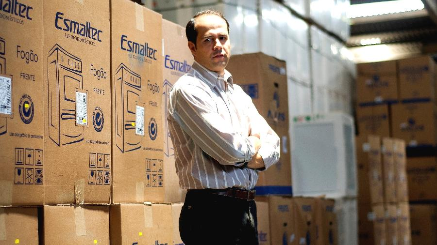 Empresário Ricardo Nunes é investigado por sonegar pagamento do ICMS - Pedro Silveira/Folhapress