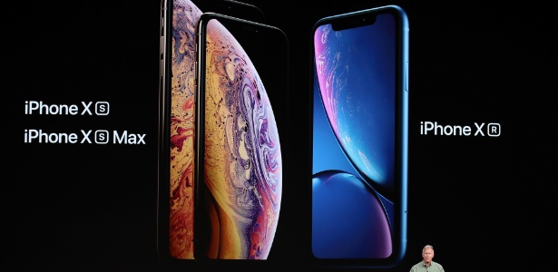Diga oi pra três novas versões do iPhone X!