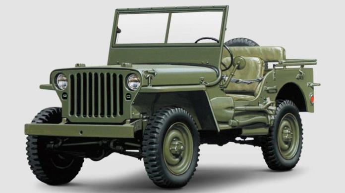 Willys MB 1941 - Disclosure - Disclosure
