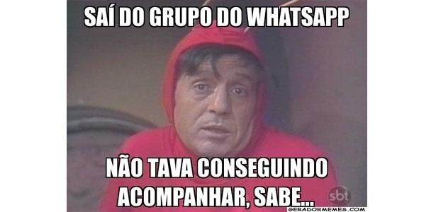 7   grupos no whatsapp ame os ou deixe os com elegancia 1497880408803 615x300 - Saiba como sair dos grupos de WhatsApp com elegância