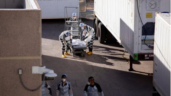 prisoners - Reuters via BBC - Reuters via BBC