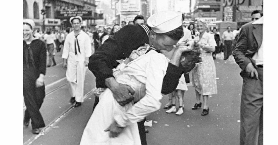 Morre Enfermeira Smbolo Do Fim Da Segunda Guerra Mundial