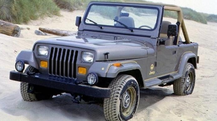 Jeep Wrangler YJ - Press Release - Press Release