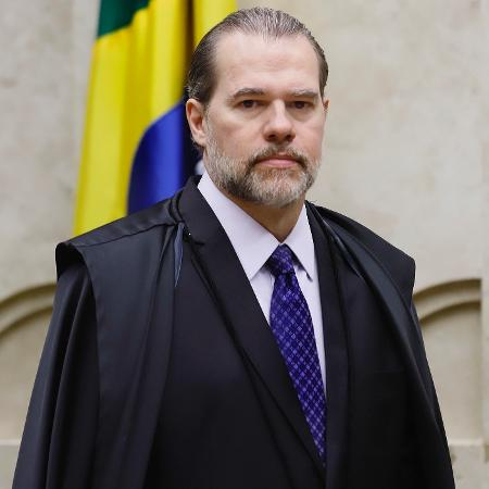 7.nov.2019 - Dias Toffoli, presidente do STF - Rosinei Coutinho/SCO/STF