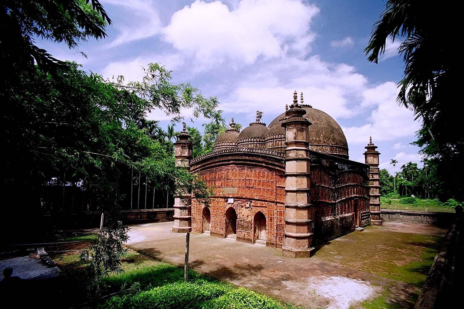 Context BD Atiya Mosque At Tangail