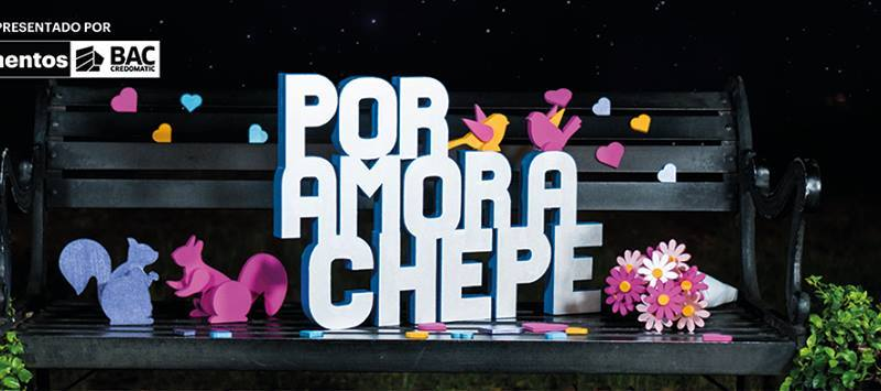 Por amor a chepe | Art City Tour