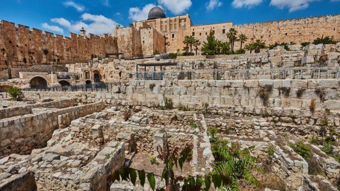 Se cumple en Israel la profecía de Isaías en la Ciudad de David | Contexto  Media Group