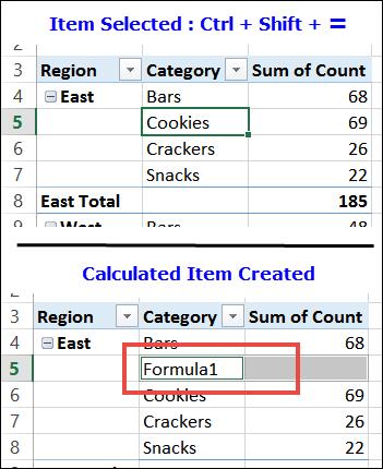 Pivot Adalah : pivot, adalah, Excel, Pivot, Table, Shortcuts