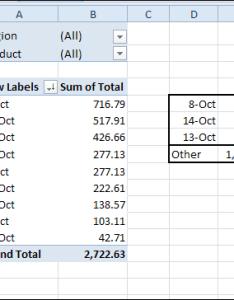 Excel totals for top plus other also  contextures blog rh contexturesblog