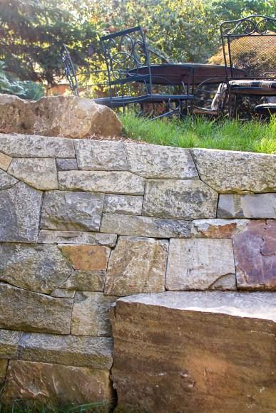 Eric Contey Stonework - wall