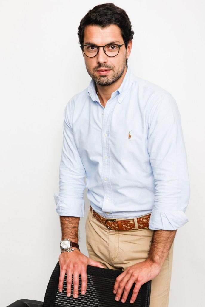 Jaime Homem de Sá, Director Financeiro da Contisystems
